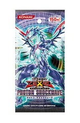 Yugioh Zexal Photon Shockwave Booster Pack (JPN) on Ideal808