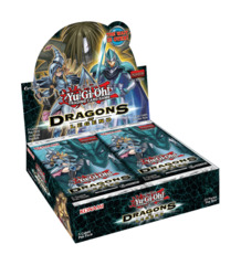 Yugioh Dragons of Legend Booster Box on Ideal808