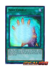 Soul Charge - DRL3-EN051 - Ultra Rare
