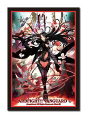 Bushiroad Cardfight!! Vanguard Sleeve Collection (70ct)Vol.224 Silver Thorn Dragon Master, Mystique Luquier