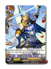 Knight of the Harp, Tristan - TD01/006EN - TD (common ver.)