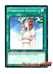 Forbidden Chalice - WIRA-EN053 - Common - 1st Edition