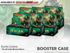 Ixalan (XLN) Booster  Case (6 Boxes) * PRE-ORDER Ships Sep.29
