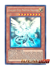Galaxy-Eyes Photon Dragon - PHSW-EN011 - Ghost Rare - 1st Edition