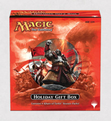 The 2014 Special Edition Khans of Tarkir Holiday Gift Box on Ideal808