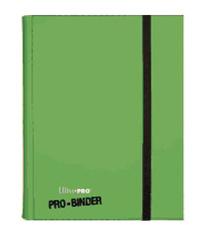 Ultra Pro 9-Pocket Pro Binder - Light Green (#82847)
