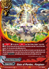 Gate of Pardon, -Forgiven- [D-BT02A-EB03/0019EN R (FOIL)] English