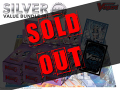 Cardfight Vanguard G-CHB03 Bundle (B) Silver - Get x6 Rummy Labyrinth Under the Moonlight Booster Box + FREE Bonus