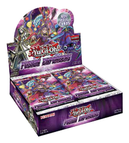 Fusion Enforcers (1st Edition) Booster Box