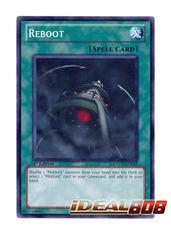 Reboot - EXVC-EN052 - Common - Unlimited Edition