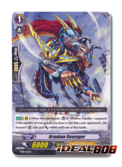 Branbau Revenger - TD10/012EN - TD