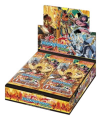 BFE-H-BT03 Assault of the Omni Lords (English) Future Card Buddyfight Booster Box