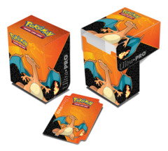 Pokemon Ultra Pro Deck Box - Charizard (#84629)
