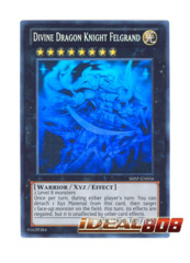 Divine Dragon Knight Felgrand - SHSP-EN056 - Ghost Rare - Unlimited Edition