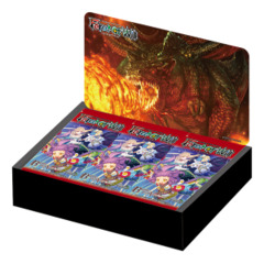 A04 Battle for Attoractia (English) Force of Will Booster Box + BONUS Promo Card (while supplies last)