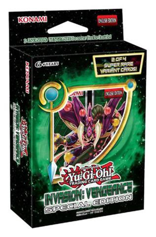 Invasion: Vengeance: Special Edition SE Pack * PRE-ORDER Ships Dec.9