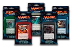 Shadows over Innistrad (SOI) Intro Pack Set [All 5 Decks]
