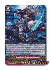 Loved by the Seven Seas, Nightmist - G-FC02/020EN - RRR