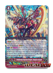 Conquering Supreme Dragon, Conquest Dragon - G-BT02/003EN - RRR