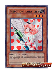 Injection Fairy Lily - RP02-EN065 on Ideal808