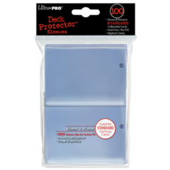 Ultra Pro Large Sleeves 100ct. - Clear (#82689)