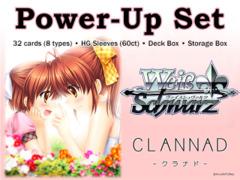 Weiss Schwarz - Power Up Set - Clannad