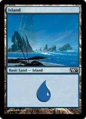 Island (235) - Foil on Ideal808