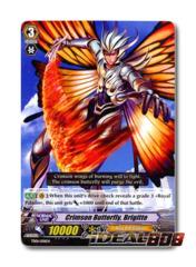 Crimson Butterfly, Brigitte - TD01/001EN - TD (common ver.)