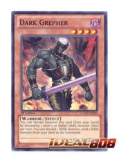 Dark Grepher - LCYW-EN208 - Common - 1st Edition