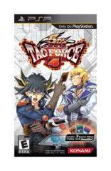 Yu-Gi-Oh! 5D's Tag Force 4 - PSP [English] (Game Only) on Ideal808