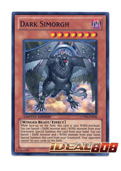 Dark Simorgh - CT08-EN006 - Super Rare - Limited Edition