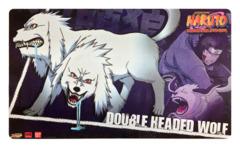 Naruto [Double Headed Wolf] Bandai Playmat