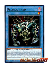 Relinquished - MIL1-EN008 - Common - 1st Edition
