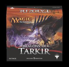Dragons of Tarkir (DTK) Fat Pack