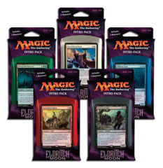 Eldritch Moon (EMN) Intro Pack Set [All 5 Decks]