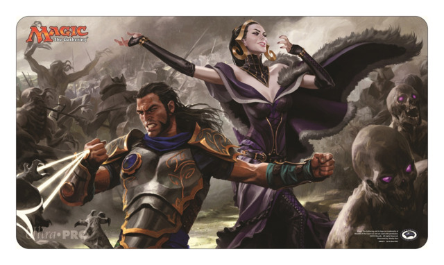 Magic the Gathering Eldritch Moon Playmat - Deploy the Gatewatch (#86392)