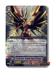 Eradicator, Vowing Sword Dragon - TD09/001EN - TD RRR