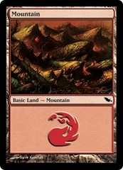 Mountain (294) - Foil on Ideal808