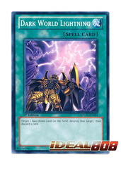 Dark World Lightning - SDGU-EN024 - Common - 1st Edition