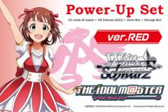 Weiss Schwarz - Power Up Set - Idolm@ster Red