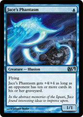 Jace's Phantasm - Foil on Ideal808