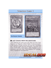Duelist Pack: Yugi - DPYG - Complete Strategy Card Set + Checklist