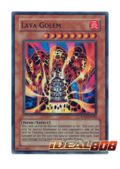 Lava Golem - RP02-EN082 - Super Rare - Unlimited Edition