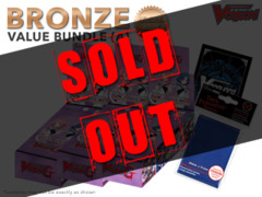 Cardfight Vanguard G-CHB03 Bundle (A) Bronze - Get x3 Rummy Labyrinth Under the Moonlight Booster Box + FREE Bonus