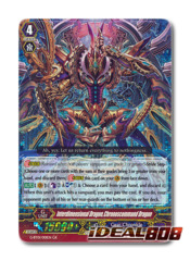 Interdimensional Dragon, Chronoscommand Dragon - G-BT01/001EN - GR