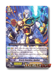 Oracle Guardian, Apollon - TD04/001EN - TD (common ver.)