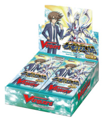 CFV-BT16 Legion of Dragons & Blades (English) Cardfight Vanguard Booster Box