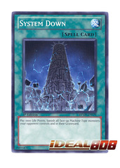 System Down - RYMP-EN079 - Common - 1st Edition