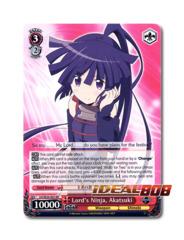 Lord's Ninja, Akatsuki [LH/SE20-E03 RR] English