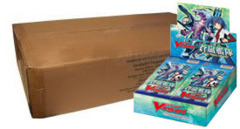 CfV BT08 Blue Storm Armada (English) Booster Case (Contains 16 Boxes) on Ideal808